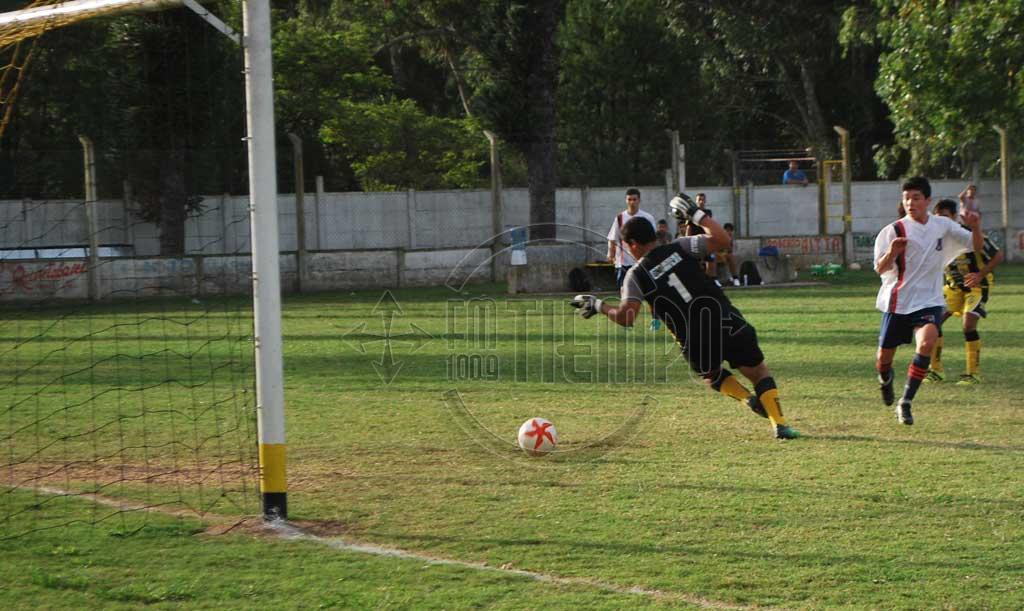 Fútbol Infanto-Juvenil: toda la actividad suspendida