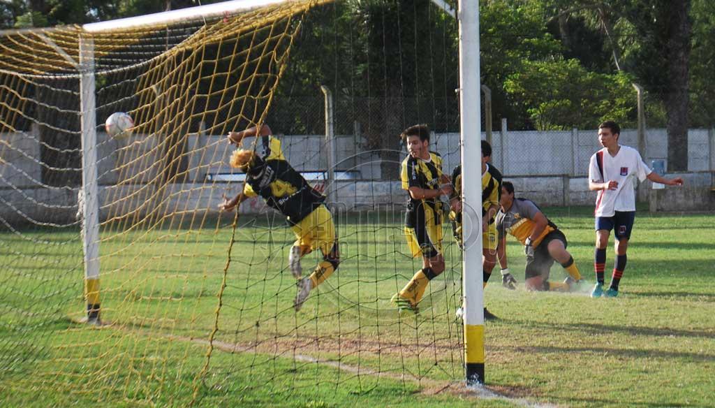 Fútbol: volvió la actividad para los mas chicos