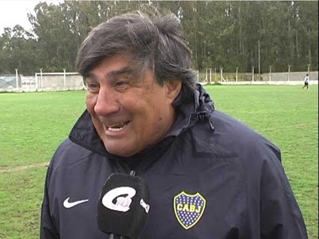 Boca Jrs. prueba jugadores en Rojas con la presencia de Perotti