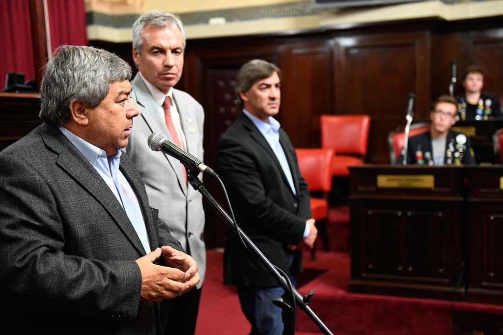 Declaran de interés legislativo la actividad rotaria