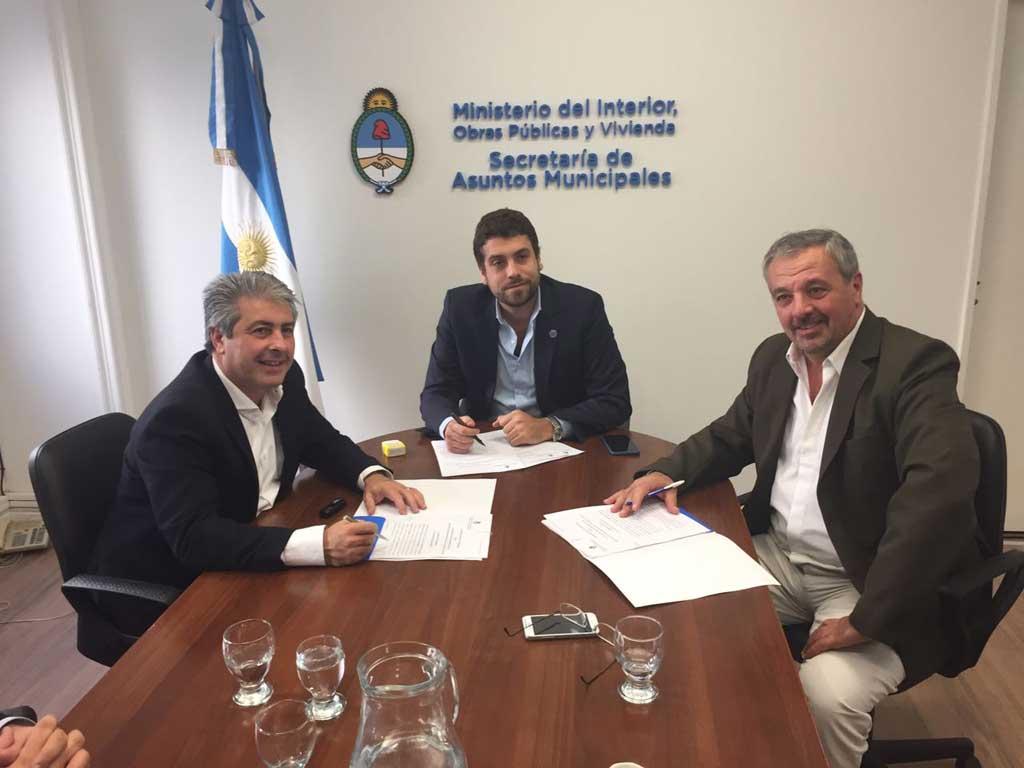 Spar: En pocos días anunciaran obras para Carabelas y Rafael Obligado