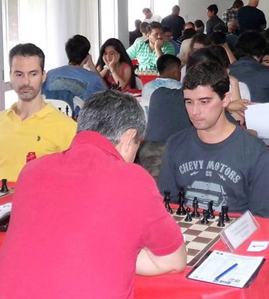 Ajedrez: Diego Santos ganó en Salto