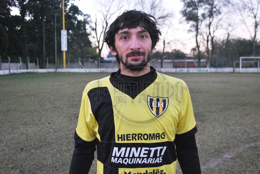 Federico Verón: