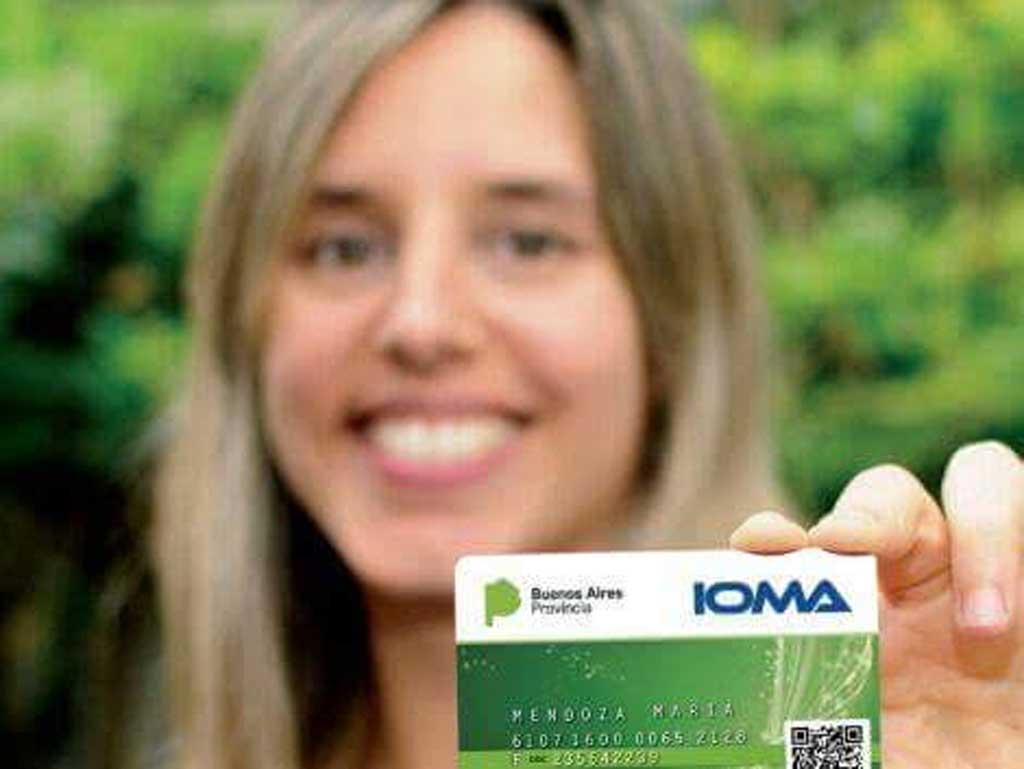 IOMA comienza a entregar las credenciales magnéticas en Rojas