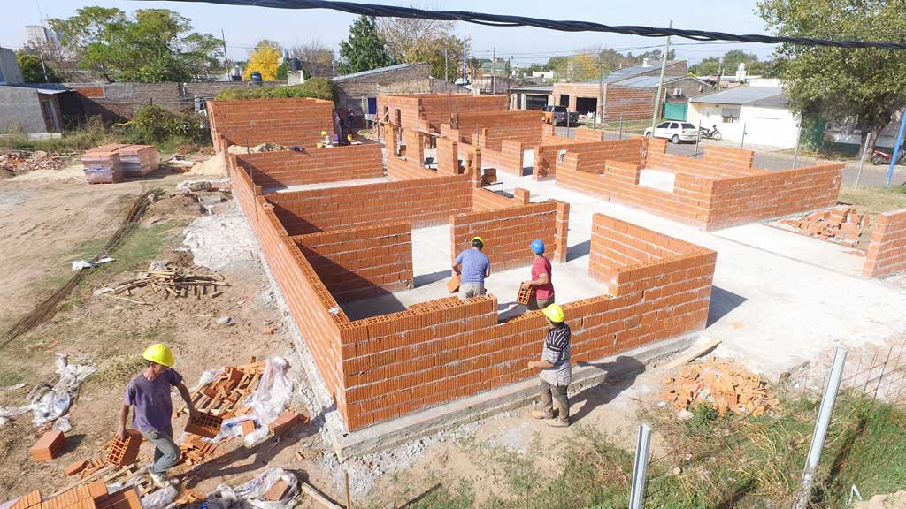 Avanza la construcción del nuevo jardín maternal