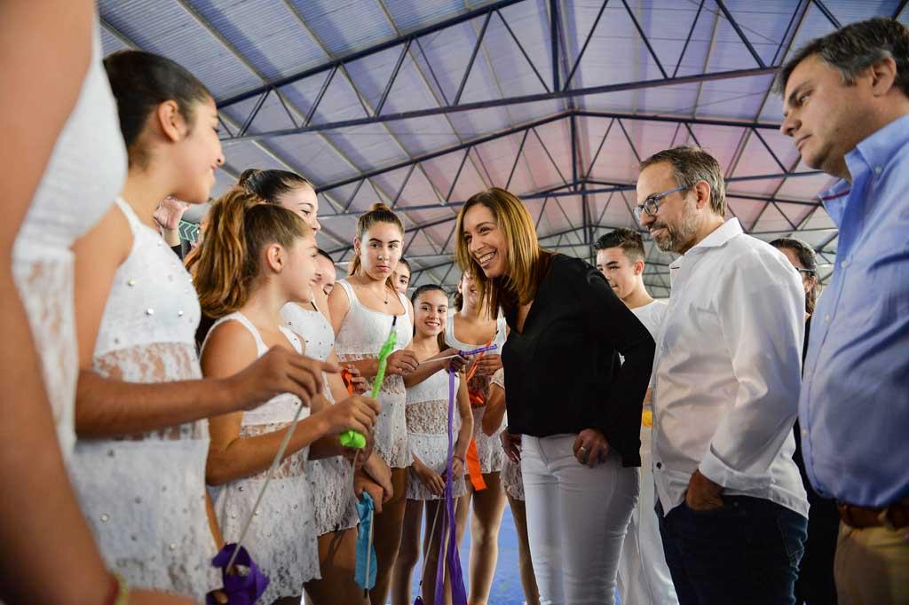 """Lanzaron los """"Juegos Bonaerenses 2017"""""""