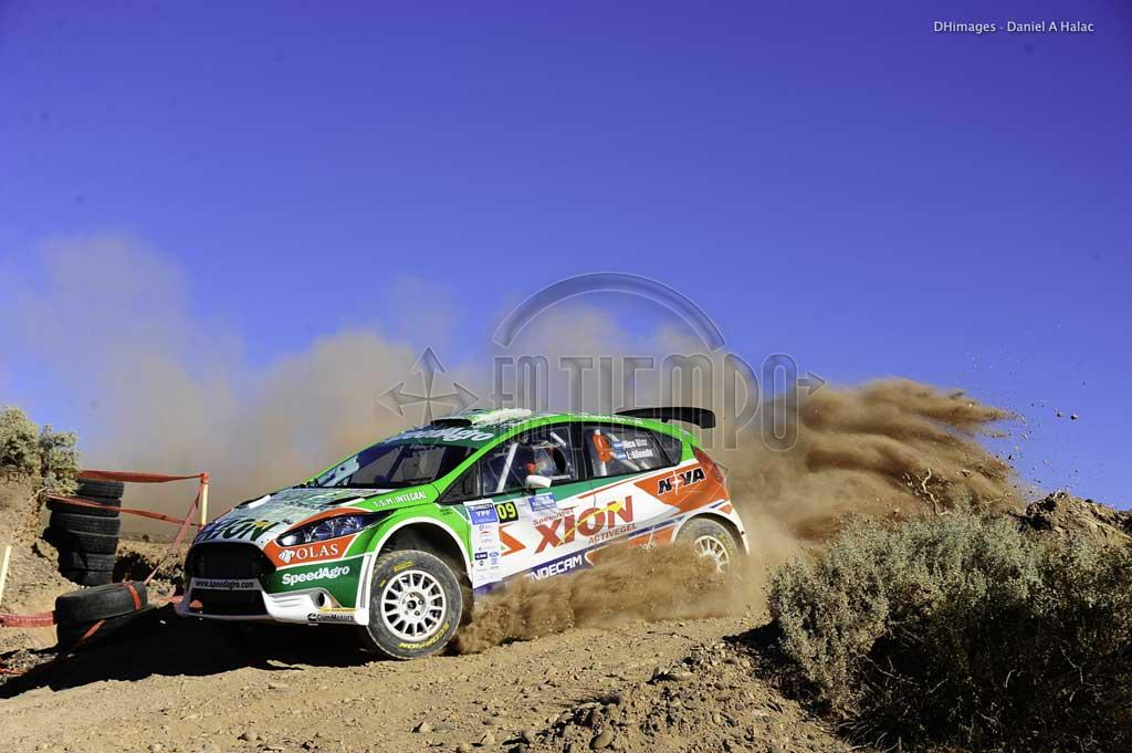 Rally Argentino: Padilla se sacó las ganas; Nicolas abandonó