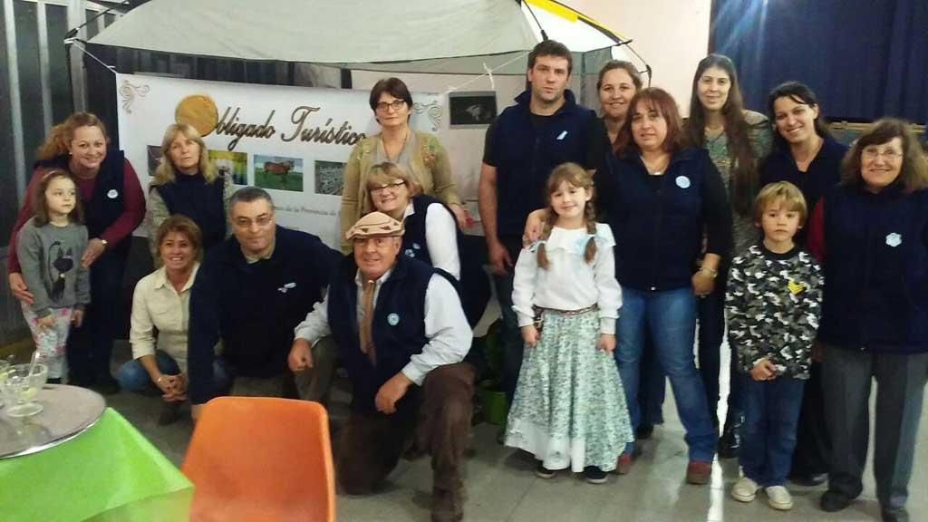Rafael Obligado ya piensa en recibir al segundo grupo de turistas rurales