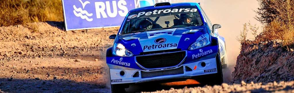Rally Argentino: gana Padilla, Nico quedó muy retrasado