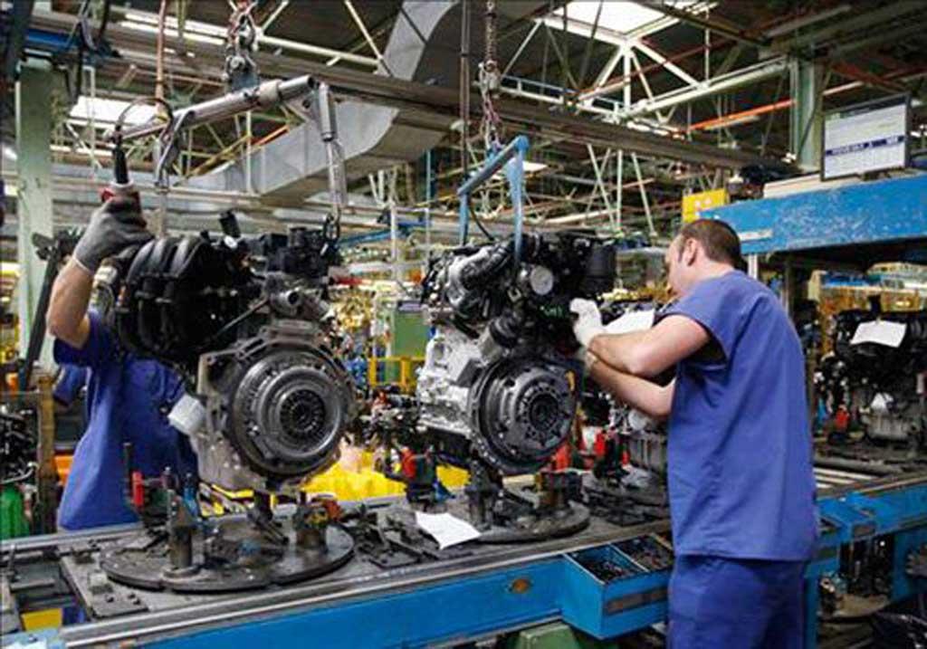 En el trimestre cayó 2,4% la producción industrial bonaerense