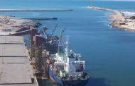 Puerto de Quequén: Se exportaron 405 mil toneladas de productos