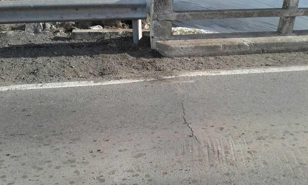 Ruta 188: está habilitado el tránsito en el Puente de Lincoln