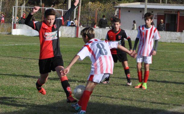 Fútbol: programa de encuentros para las inferiores