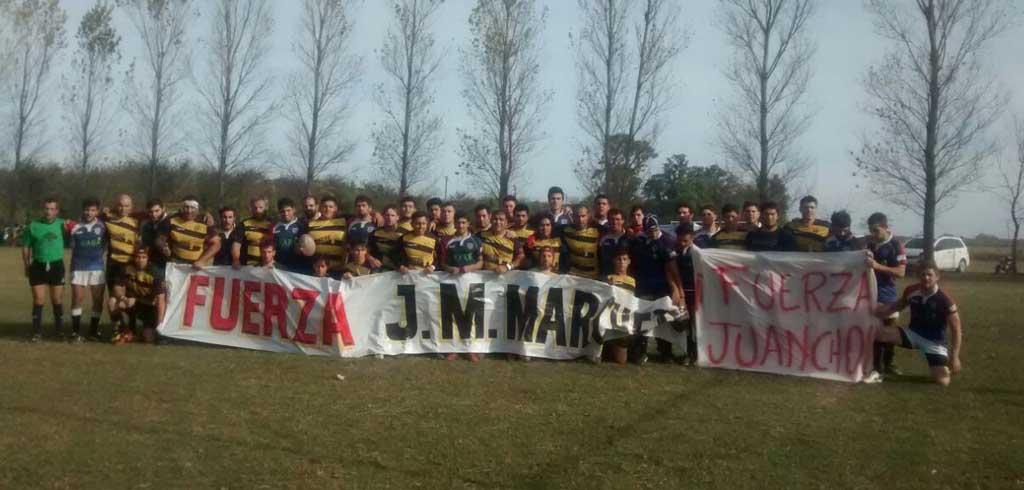 Rugby: Yaguá Pita fue derrotado por Marabuntas