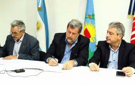 La Provincia y el INTA firmaron convenio en Pergamino