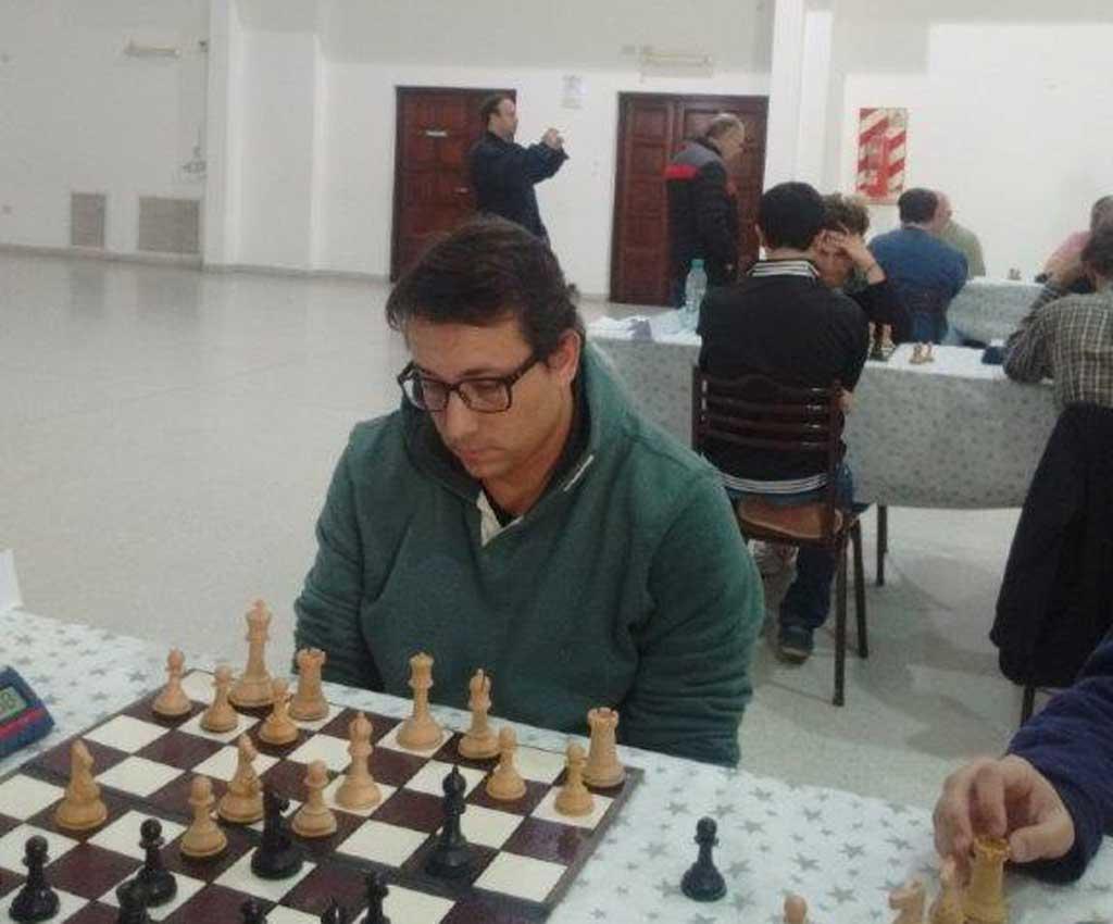 """Ajedrez: Germán Fernández ganó el Torneo """"Homenaje Roberto J. Jaqcquín"""""""