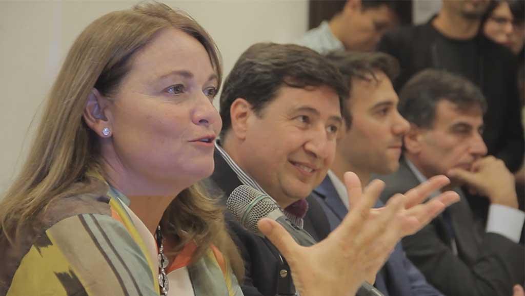 María del Huerto Ratto impulsa la emergencia alimentaria y un programa provincial de alimentación