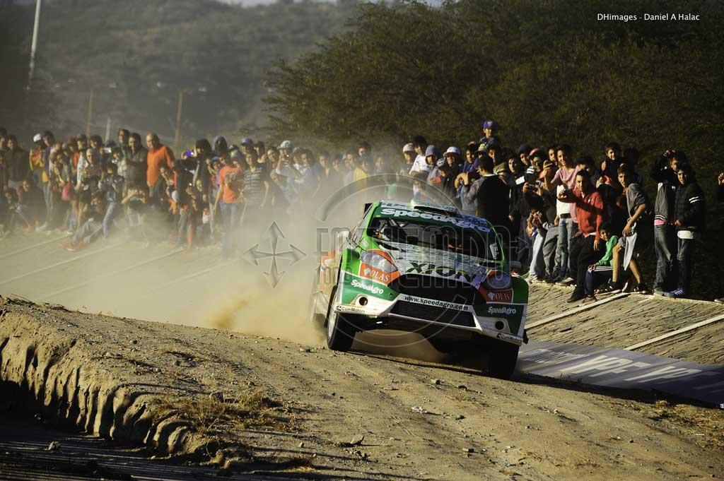 Rally Argentino: Buen arranque para