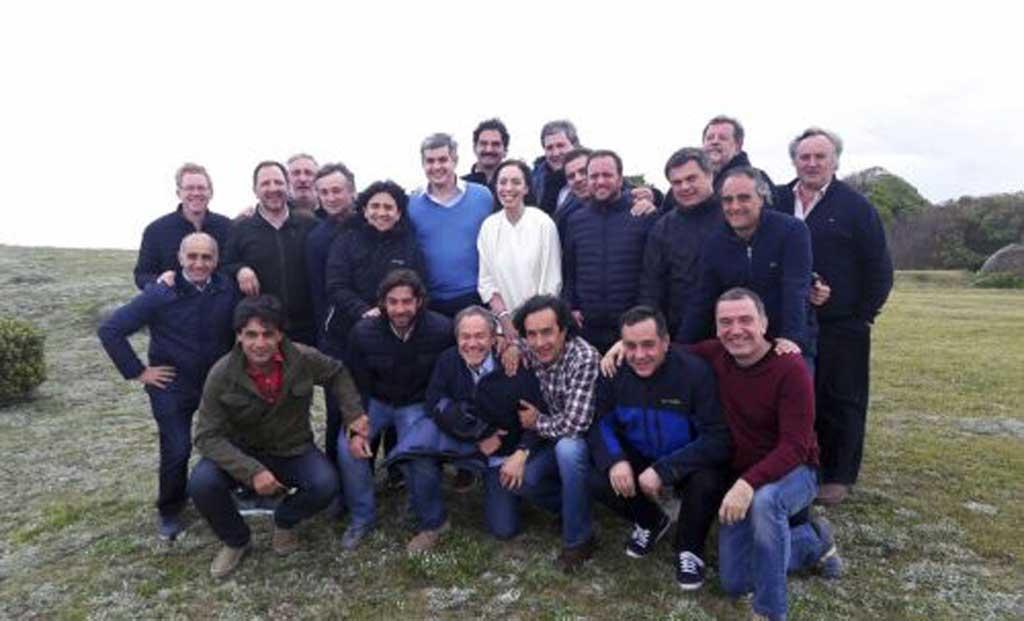 """Vidal y su gabinete realizarán un """"retiro espiritual"""""""