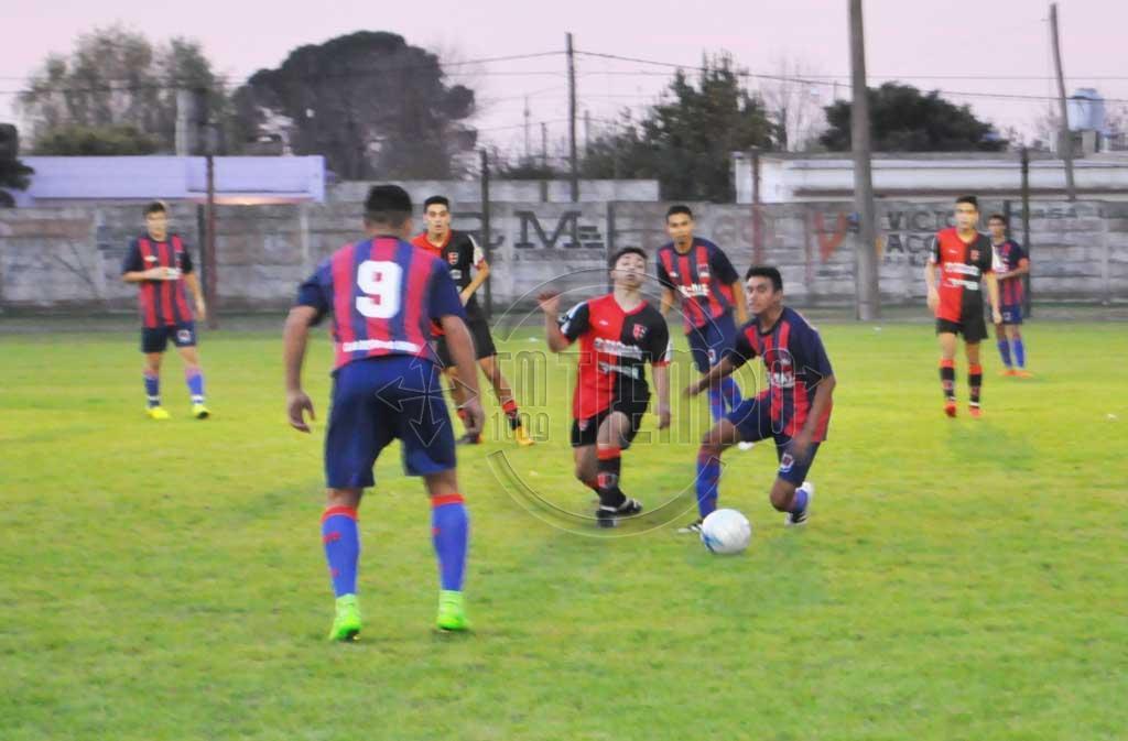 Fútbol infanto - juvenil: se jugó la quinta fecha de la segunda ronda