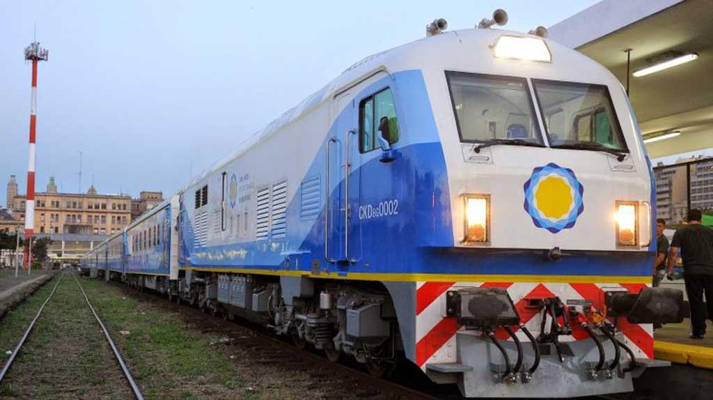 Habrá trenes entre Junín y Retiro tres veces por semana