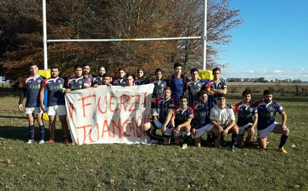 Rugby: gran victoria de Yaguá Pitá