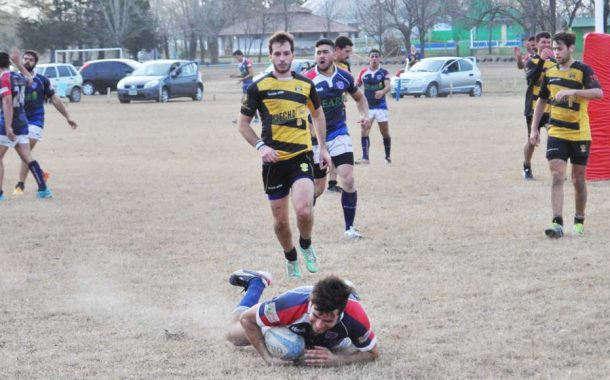 Rugby: victoria de Yaguá Pitá