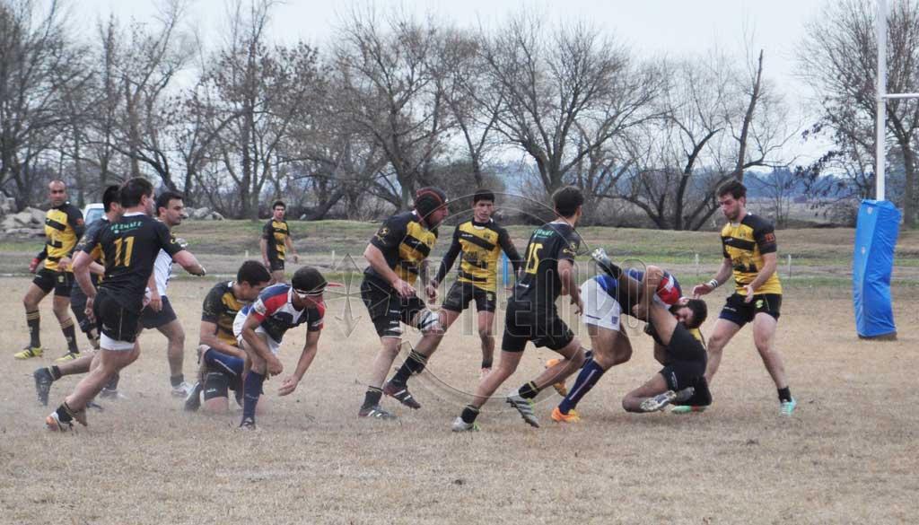 Rugby: otra victoria de Yaguá Pitá