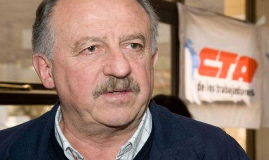 """Hugo Yasky: """"En las PASO se va a expresar una mayoría para buscarle salida a la crisis que ha generado Cambiemos"""