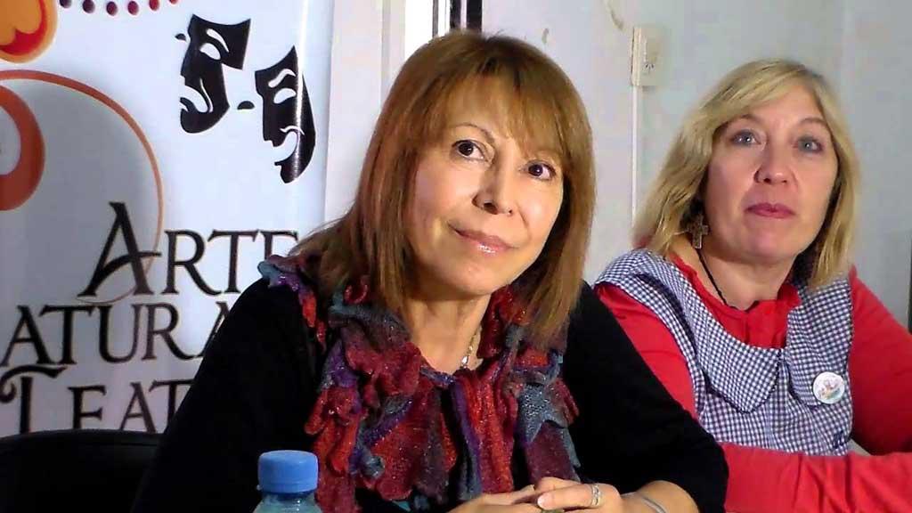 Maryta Berenguer estará en la 5ta. feria del libro de Rojas