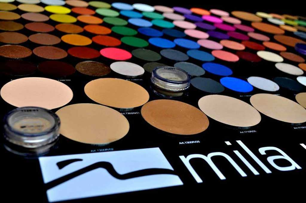 Cuatro maquillajes de la línea Mila Marzi y cápsulas de Omeprazol ILAB fueron prohibidos por la ANMAT