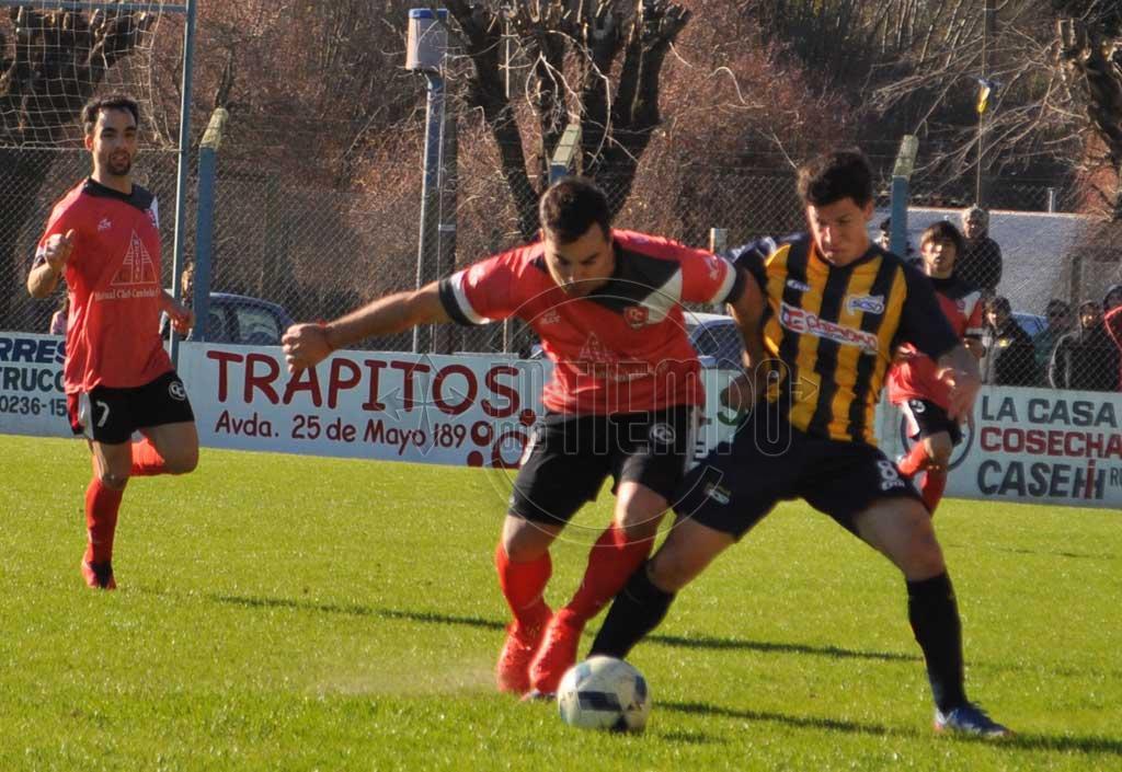 Fútbol: los partidos del 3 Ligas se juegan el domingo