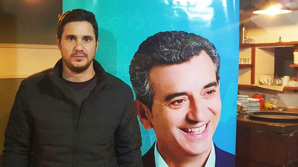 Ricardo Bini lanzó su pre candidatura a Concejal