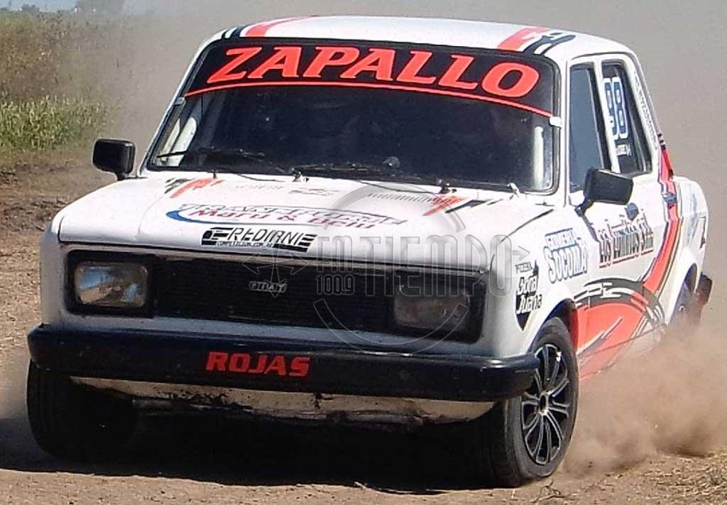 Rally Santafesino: Andres Álvarez se impone en la ZF