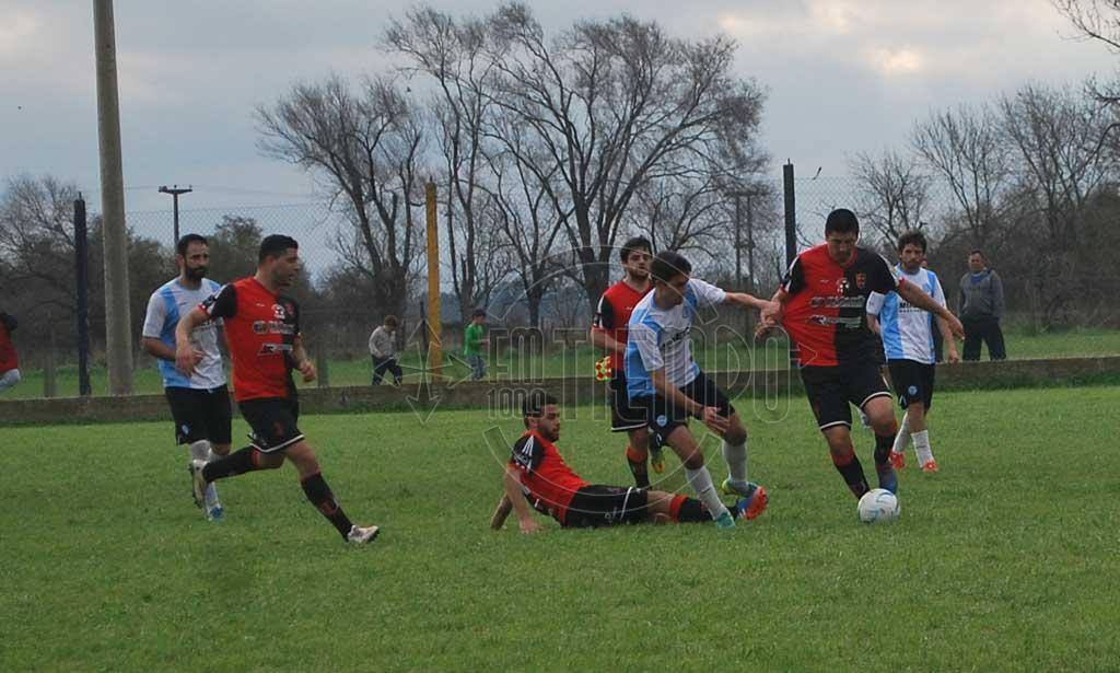 Fútbol: en la fecha de