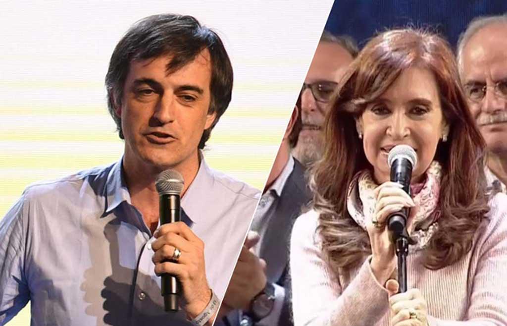 Cristina Fernández le ganó a Bullrich en las PASO por 0,4%