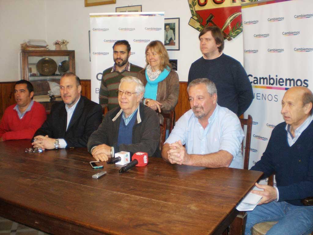 Cambiemos realizará el cierre de campaña, de la Segunda Sección Electoral, en Rojas
