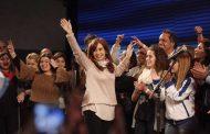 Cristina será candidata a vicepresidenta de Alberto Fernández