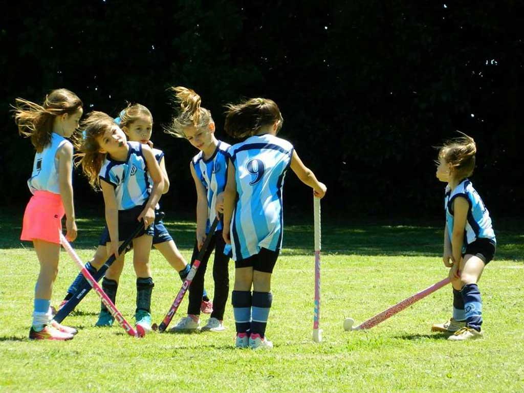 Hockey: Argentino recibió a Gimnasia de Pergamino