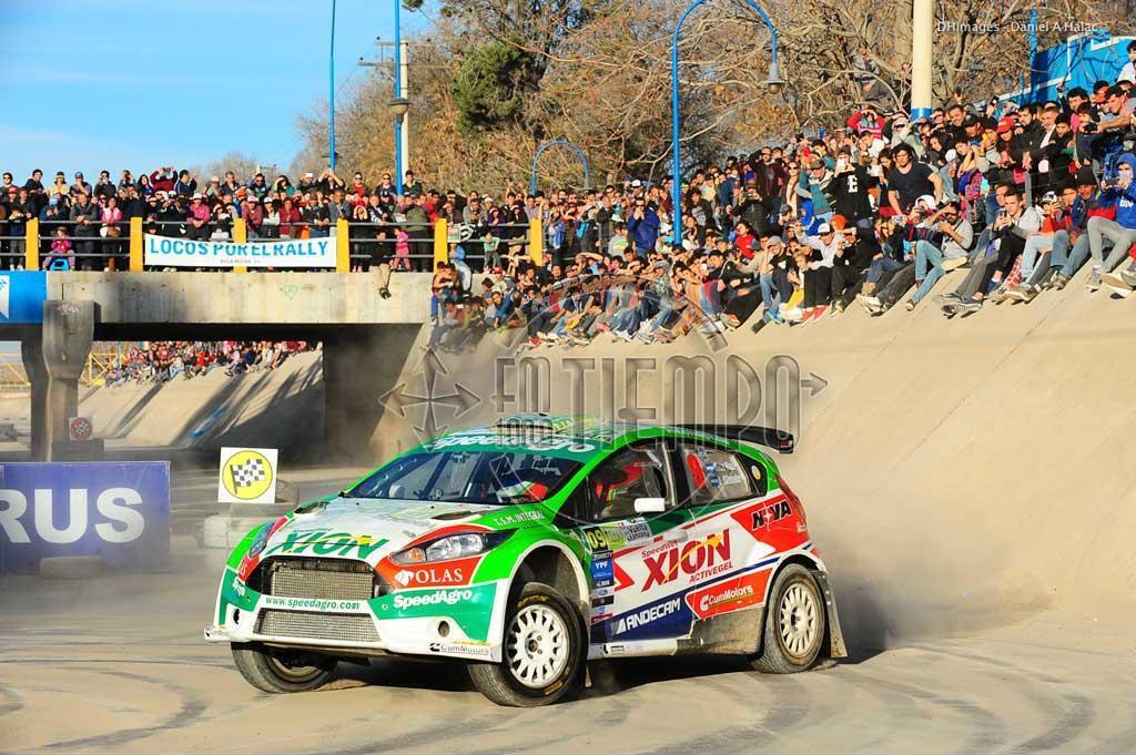 Rally Argentino: Gran comienzo de