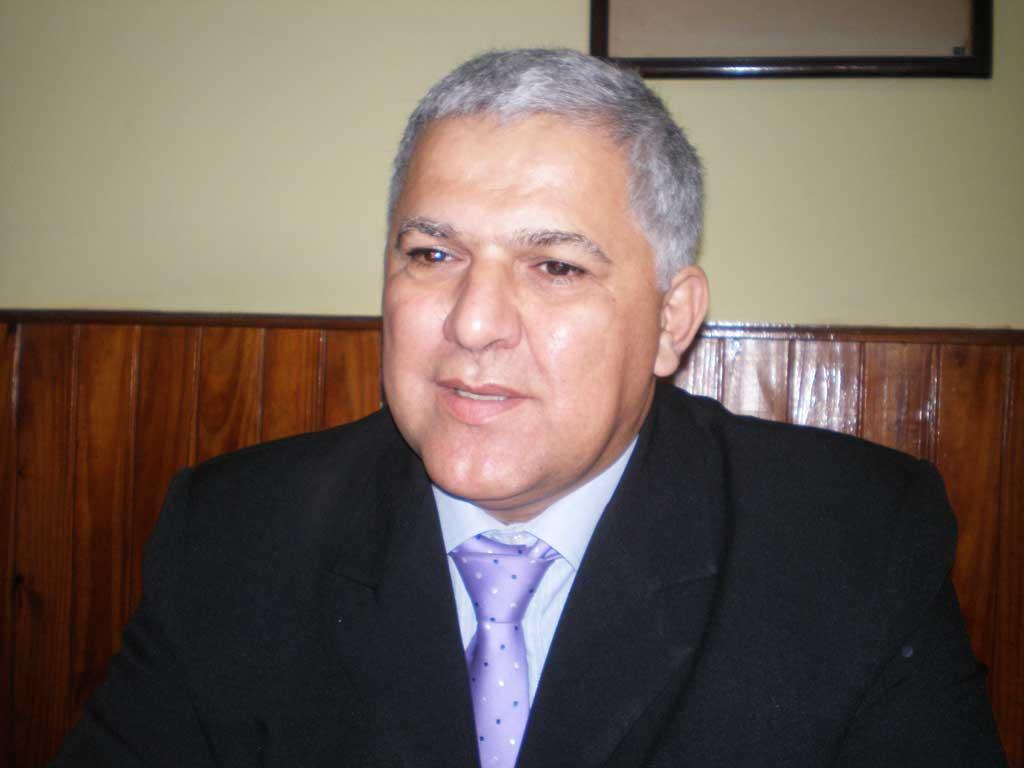 Omar Luján: