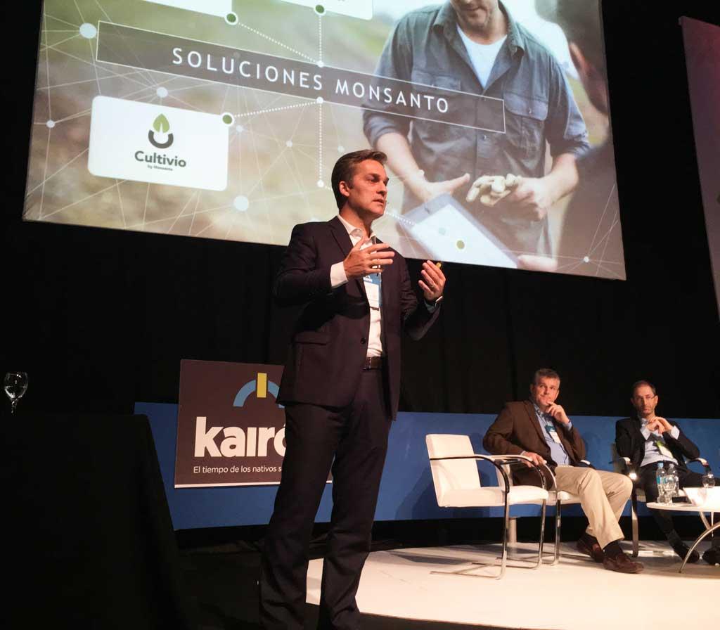 """""""Ya estamos en la era de la agricultura digital"""""""