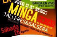 Jornada de Salsa en La Minga