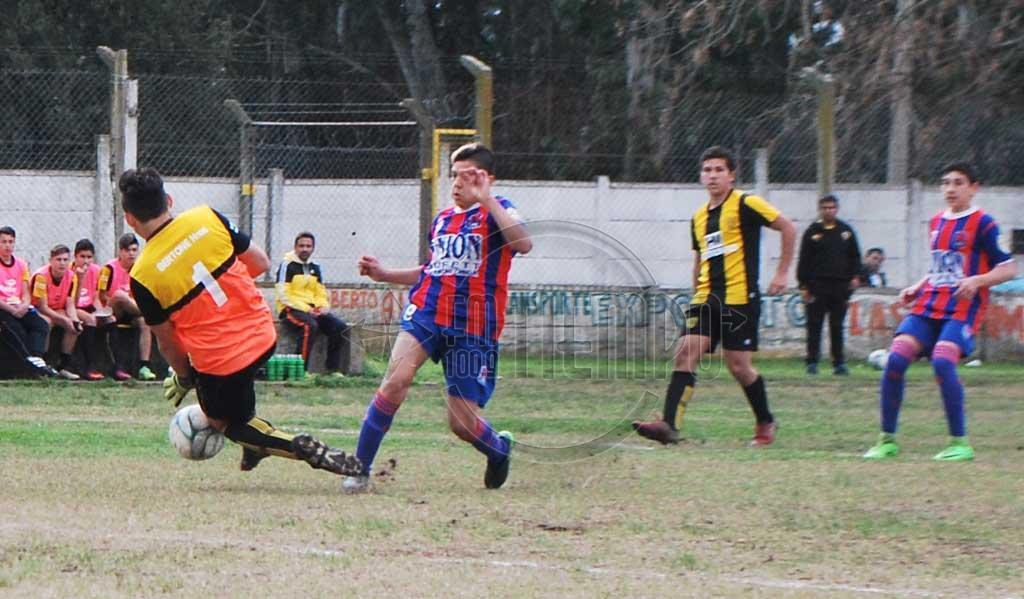 Fútbol: se jugó la primera fecha del Torneo Clausura en inferiores