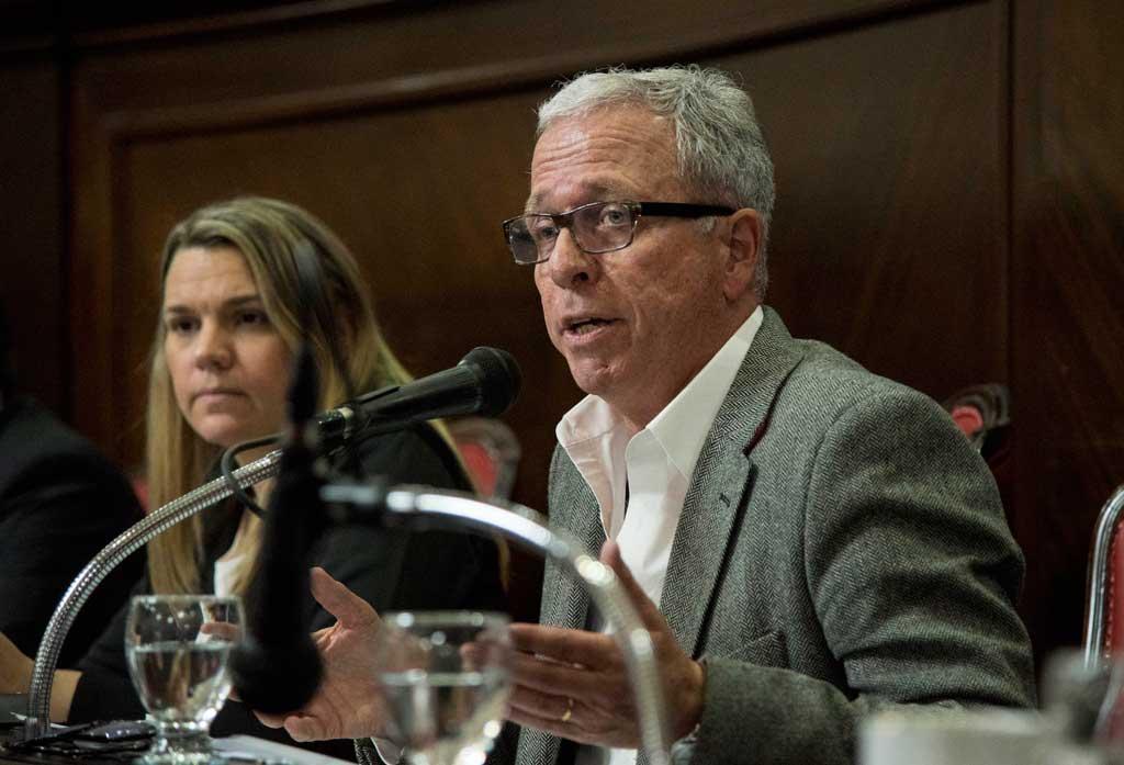 Pacífico celebró el envío de la Reforma de Justicia a la Legislatura