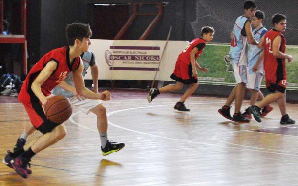 Básquet: la U19 de Sportivo clasificó a la semifinal