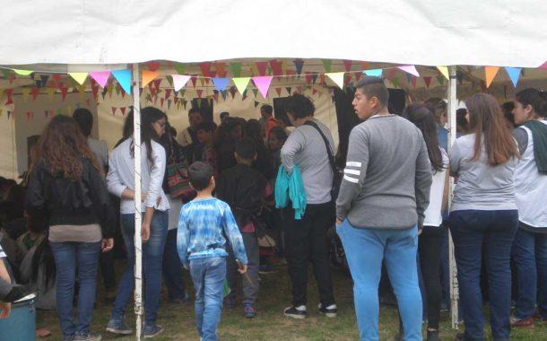 Circo Criollo en la Escuela Nº5
