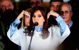 Cristina Kirchner reiteró que el gobierno prepara un