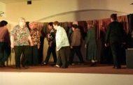 Rojas fue sede del Encuentro de Teatro de Adultos Mayores