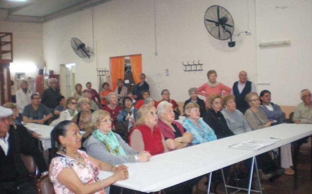 Tuvo lugar en Rojas el encuentro de teatro de Adultos Mayores